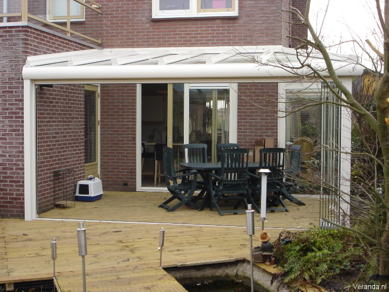 Veranda pro maatwerk veranda in betaalbare kwaliteit for Prijs veranda